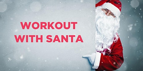 Mommy & Me Workout: Stride with Santa! tickets