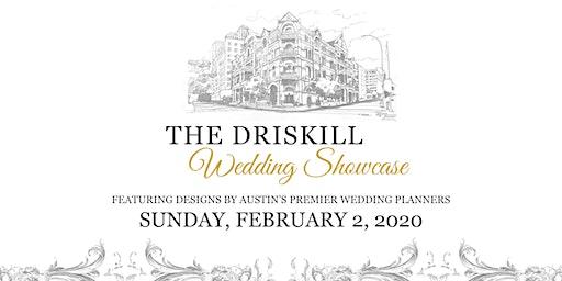 The Driskill Wedding Showcase