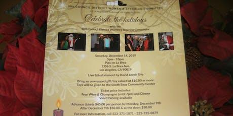 Christmas Celebration tickets