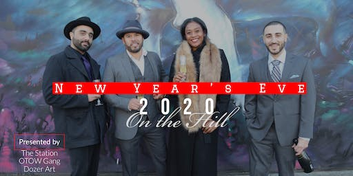 NYE 2020 On the Hill