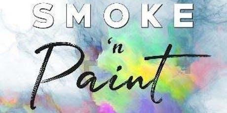 Smoke & Paint tickets