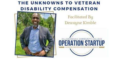 Maximizing Veteran Disability Compensation tickets