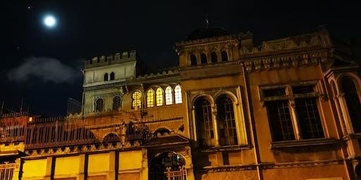 Safari Nocturno por Historias, Misterios y Naturaleza de Barrio Amón (2da fecha)