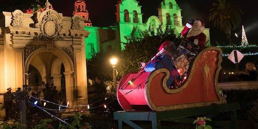Balboa December Nights