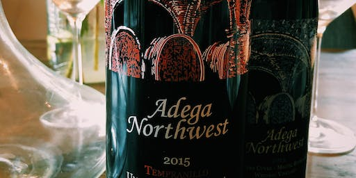 Meet the Winemaker Fundraiser featuring Bradford Cowin of Adega Northwest