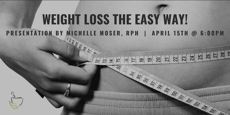 Weight Loss the Easy Way Integrative Wellness Seminar tickets