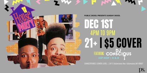 Sunday Skool  | The Ultimate Day Party