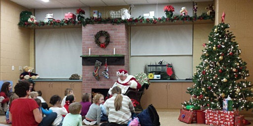 Storytime with Mrs. Claus: Friday, December 20