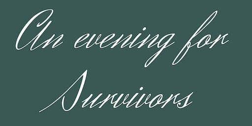 Evening for Survivors