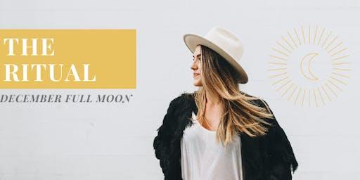 The Ritual Full Moon Healing Event