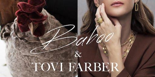 BaBoo + Tovi Farber Opening Night