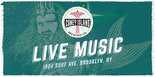Live Music + Art Show Featuring: CFR