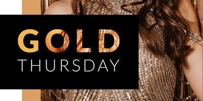 Gold Thursday, Save The Date
