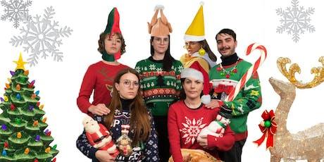 Party de Noël des travailleurs autonomes et entrepreneurs d'Hochelag! billets