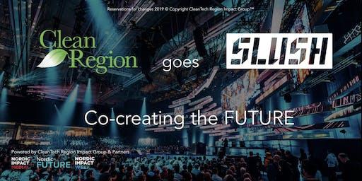 CleanTech Region Impact Group goes SLUSH