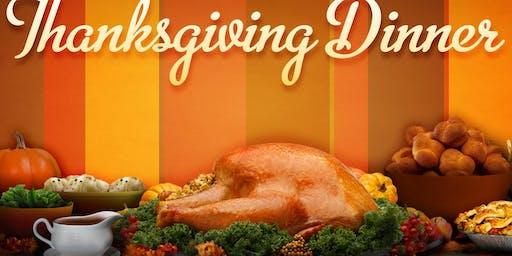 Community Thanksgiving Day Dinner