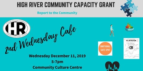 2nd Wednesday Cafe with Our High River tickets