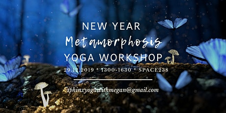 New Year Metamorphosis Yoga Workshop tickets