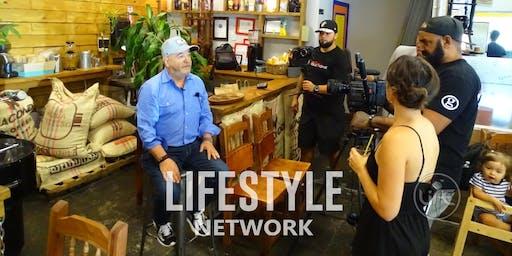 MACONDO COFFEE ROASTERS  TV PREMIERE ON FLORIDA FOOD CRAWL