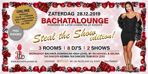 Bachatalounge - Steal The Show