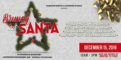 Brunch With Santa - Toy Drive