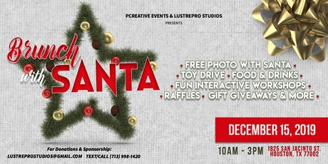 Brunch With Santa - Toy Drive tickets