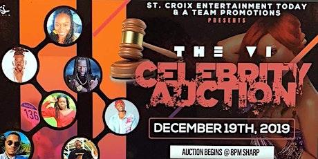 VI Celebrity Auction tickets