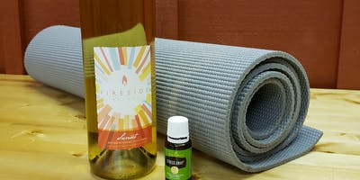 Yoga At Fireside winery