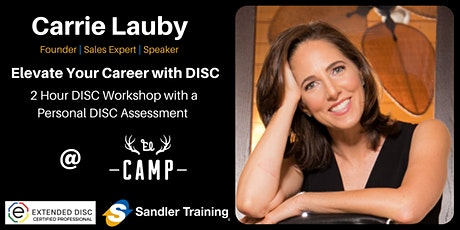 BOOST Your Sales and Management Skills with Extended DISC tickets