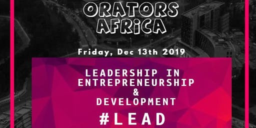 LEADERSHIP IN ENTREPRENEURSHIP AND DEVELOPMENT