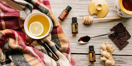 Essentials Oils for Family Wellness and Self-Care in Hitchin tickets