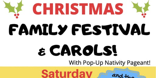 Christmas Festival and Nativity Carols