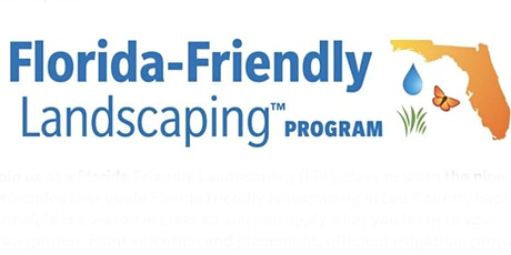 Florida Friendly Landscaping Program tickets