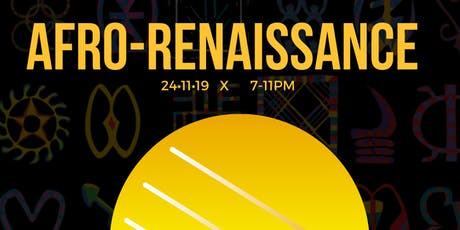 "BIDHAAR Presents ""The Afro-renaissance"" in Collab with B.A.S.S Collective tickets"