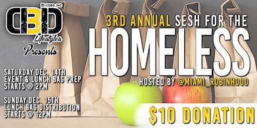 Sesh For The Homeless