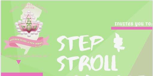 BAQ - Step & Stroll Practice
