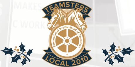 Teamsters 2010 San Diego Holiday Party! tickets