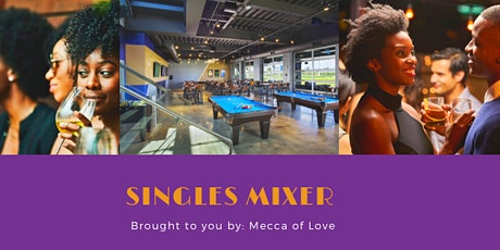 Single in the City: a Singles Mixer tickets
