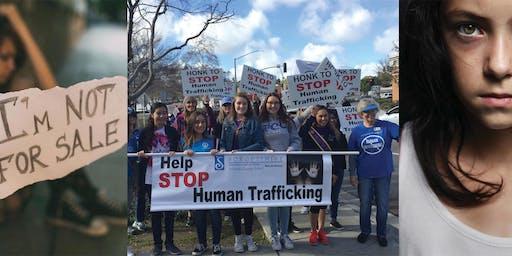 14th Annual Human Trafficking Awareness Walk