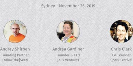 Founder Institute Sydney: Startup Funding in Sydney: How to Raise Money tickets