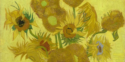 Yarra Valley Paint & Sip: Sunflowers by Vincent Van Gogh