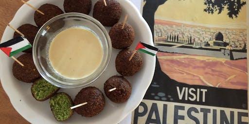 Vegan Palestinian Cooking Class