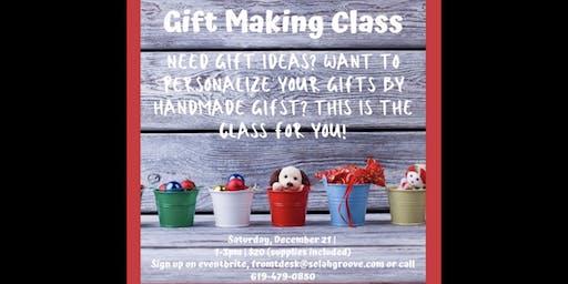 Gift-Making Class