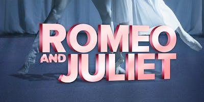 BOLSHOI BALLET:  ROMEO AND JULIET