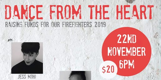 Dance From The Heart - Fundraiser for Firefighters 2019