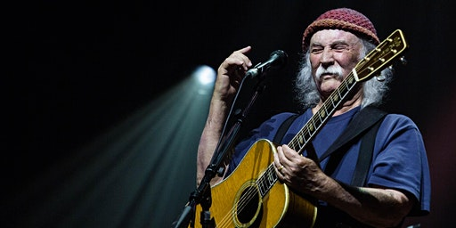 DAVID CROSBY & THE SKY TRAILS BAND : Rio Theatre Santa Cruz : May 17, 2020
