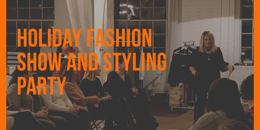 Michelle Krick Style Holiday Fashion Show and Styling Party