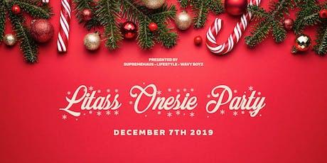 Litass Onesie Party tickets