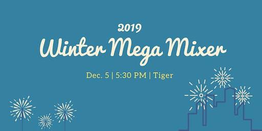 2019 Winter Mega Mixer #SacMegaMix