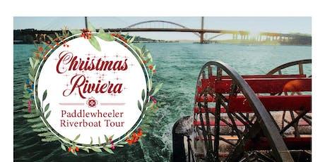 Christmas Riviera tickets